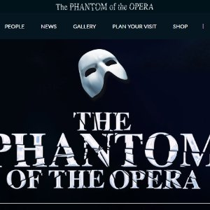 From $44The Phantom of the Opera NYC