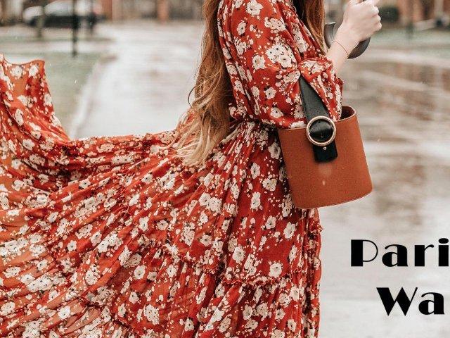 【Parisa Wang】颜值与实...