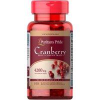 Puritan's Pride 蔓越莓含 C & E 4200 mg 100粒装