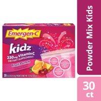 Emergen-C 儿童维生素C 250mg 30包