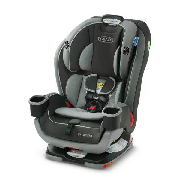 Extend2Fit 3-in-1 安全座椅