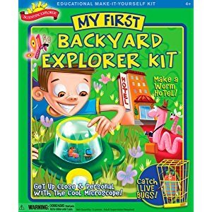 $9Scientific Explorer Backyard Kit, Amazon.com exclusively for Prime members.
