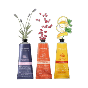 Buy 2 Get 1 FREE + Free shippingwith Hand Care Products @ Crabtree & Evelyn