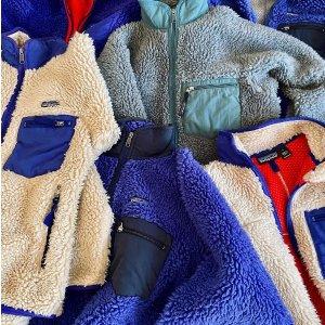 低至6折Patagonia官网 男女户外款夹克、羽绒服促销
