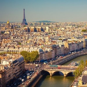 Starting $5995-Day Paris Vacation with Air
