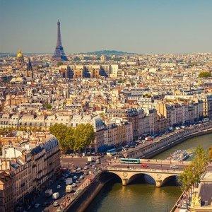 5天巴黎机票+酒店自助游 纽约/波士顿/华盛顿/洛杉矶出发