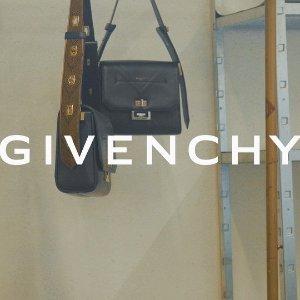 低至5折Givenchy 新款专场热卖,GV3 链条包$725 低跟鞋$340
