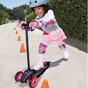 $28(原价$81.71)Little Tikes 儿童三轮滑板车