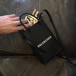 定价优势+低至7折Balenciaga 时尚专场,机车包$860起,相机包$631