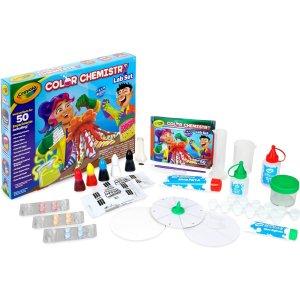 $13.99(原价$24.99)绘儿乐 彩色化学实验室 超多实验乐趣多多
