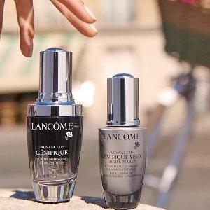 额外8折 收小黑瓶眼精华Lancome 精选美妆护肤热卖 直邮全球