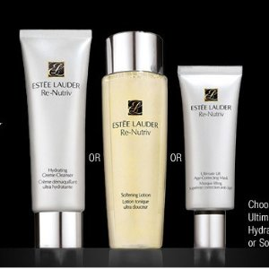 Free Full-Size Re-Nutriv Best SellerWith any Estee Lauder purchase of $125 @ Dillard's