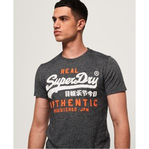 SuperdryVintage Authentic Duo T-Shirt