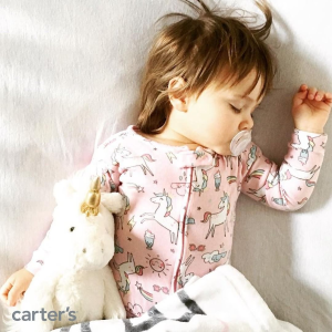 50-60% Off + Extra 20% Off $40+America's Favorite Jammies @ Carter's
