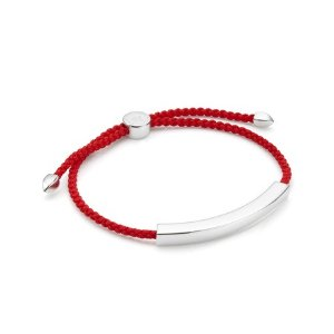 Monica VinaderLinear Large Men's Friendship Bracelet | Monica Vinader