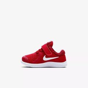 额外7.5折+包邮Nike官网折扣区童装童鞋 年末折上折大促 毛毛虫$30.73