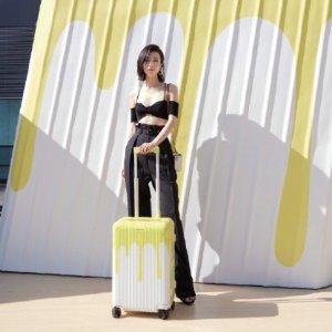 终于开售! €6起收周雨彤同款Rimowa x CHAOS 联名新款即将上线 呆萌潮的行李箱驾到