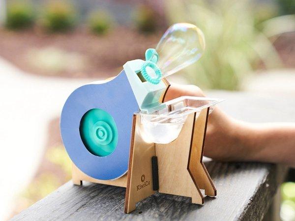 自动吹泡泡机,适合年龄 9+
