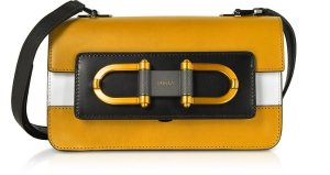 Furla Ginestra Leather Bellaria Mini Crossbody Bag