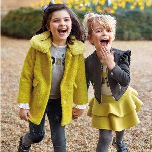 低至3.5折 16岁以下都有Mayoral 西班牙最大童装品牌 热卖,乔治王子也穿