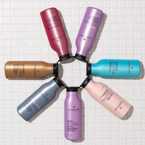 低至6.5折 $5.9收洗发水Pureology 美国专业洗护品牌 收无硅油保湿洗护 蓬松防脱发