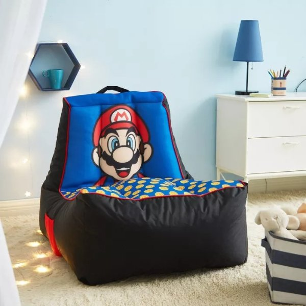 Super Mario 豆袋椅