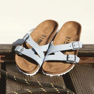 免邮 懒人必备Birkenstock 夏季新款舒适拖鞋热卖