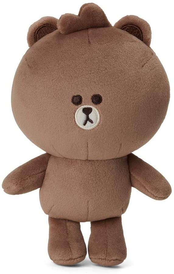 布朗熊 mini系列15cm公仔