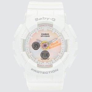 低至5折 €67起收 拼手速卡西欧G-Shock 惊喜价来袭 收Baby-G手表 三个配色都超好看