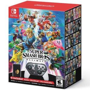 $139.99Super Smash Bros. Ultimate Special Edition - Nintendo Switch