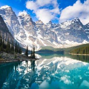 $370起 送价值$110温哥华旅行礼包5天加西夏季风光之旅 游览加拿大五大国家公园