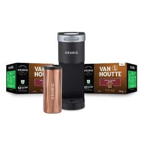 Keurig咖啡机 旅行杯 24颗胶囊Keurig® mini咖啡机套装