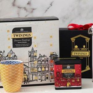 第二件半价Twinings官网超值活动 早餐茶、英国经典茶品热卖中