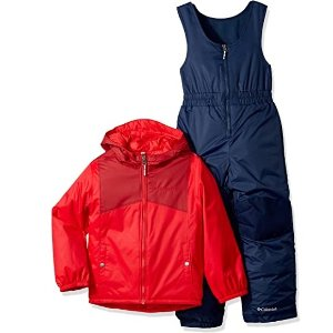 $59.9Columbia 儿童雪服套装