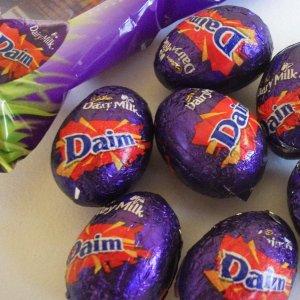 低至£4Tesco 各款精选加大型巧克力复活蛋