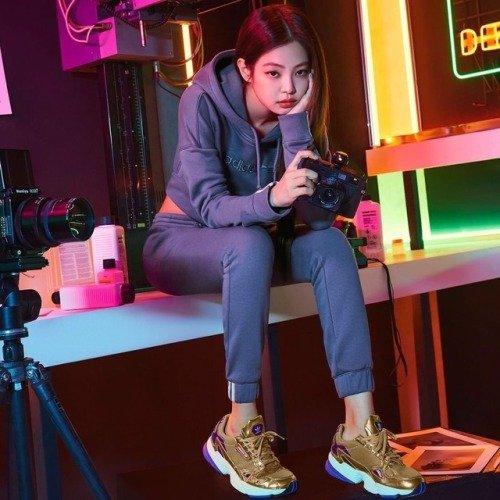 Jennie同款Falcon老爹鞋多色选