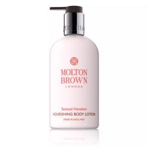 Molton BrownSensual Hanalen保湿身体乳