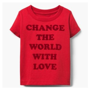 GymboreeChange With Love Tee