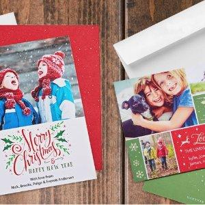 额外5折+免费一日店内取货CVS Photo 全场照片打印、定制礼品热卖