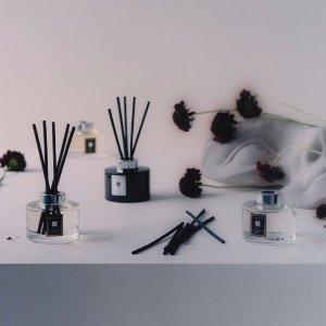送2*15ml套装 (含身体乳)Jo Malone 家用扩香蜡烛合集 生活充满幸福感的小物