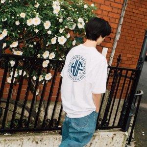低至6折+额外7.5折HUF 美式潮T、衬衫清仓好折 全场T恤$26.25起