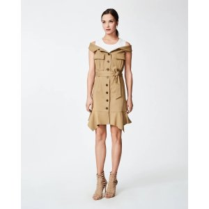Nicole MillerTrench Dress