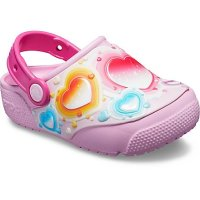 Crocs 儿童闪灯鞋