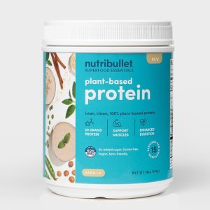 $35.99Nutribullet官网 纯植物营养蛋白粉 香草/巧克力口味
