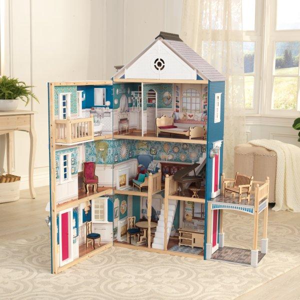 大型 Anniversary 娃娃屋带20个配件