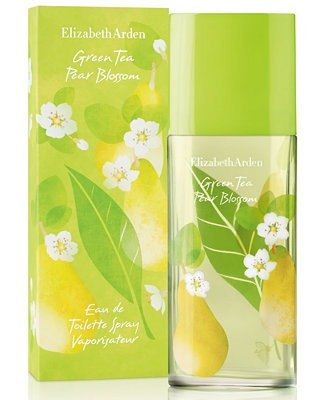 Green Tea Pear Blossom香水 100ml