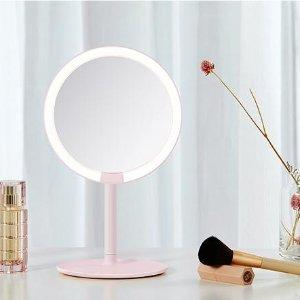 7.7折起 低至€13.99可收Amazon 化妆镜合集 照明加放大 让你的妆容从此干干净净