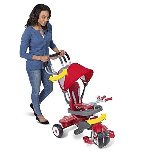 4-合-1 儿童玩具骑行三轮车