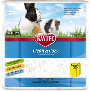 低至75折 特大版仅£18.83(原价£25)Kaytee 专业小宠垫料热卖 兔子、仓鼠、豚鼠都适用