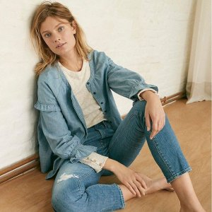 Up to 55% Off Madewell Clothing Sale @ Nordstrom